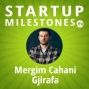 Artwork for Leave the country to find investors who understand you; why being a solo-founder sucks - with Mergim Cahani, Gjiraf Cofounder&CEO
