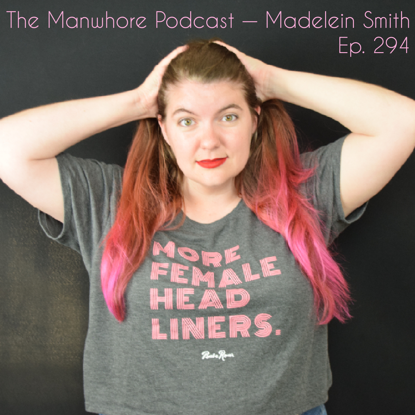 The Manwhore Podcast: A Sex-Positive Quest - Ep. 294: Managing My Husband's Mental Health with Madelein Smith