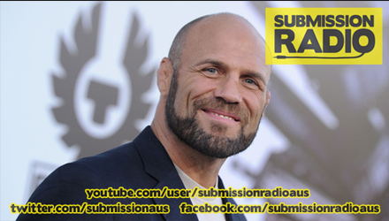 Submission Radio Exclusive Randy Couture Interview