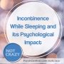 Artwork for Incontinence While Sleeping and its Psychological Impact