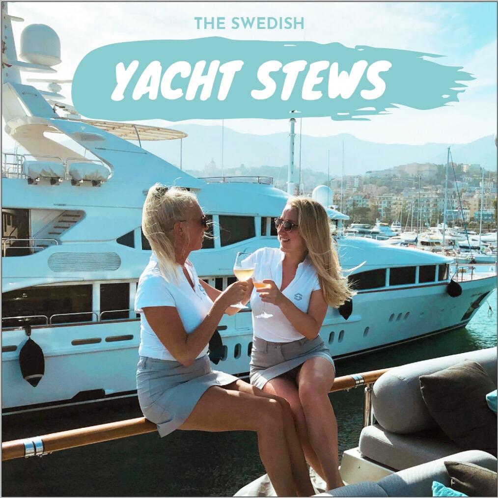 Intervju med Yachting Sweden-deltagaren Christina