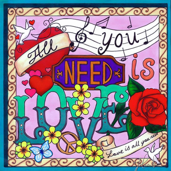Podcast #112: All You Need is Love