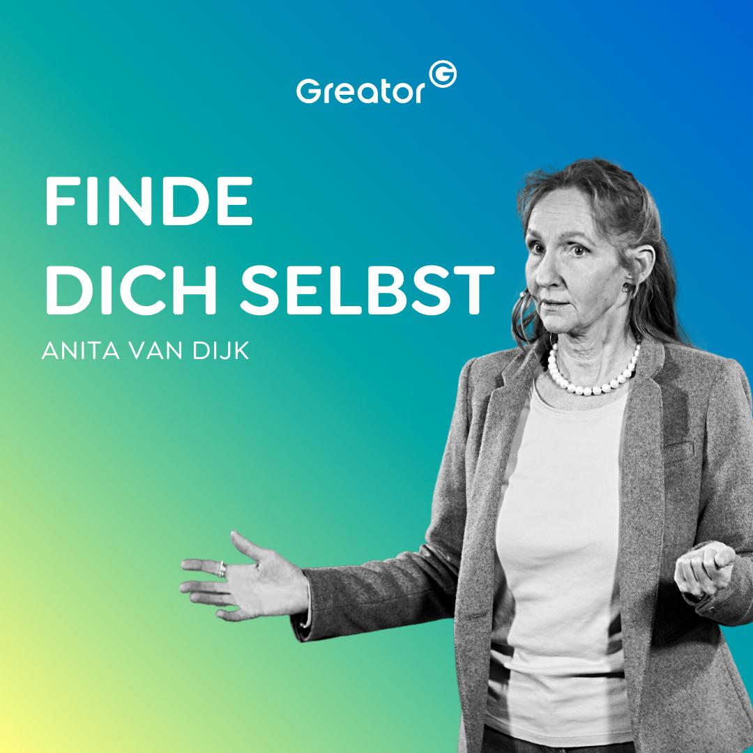 #771 Finde dich selbst // Anita van Dijk