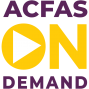 Artwork for 19PC290: ACFAS Recognized Fellowship Initiative: What It Is and What It Can Do For You