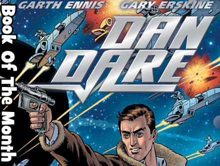 Cammy's Comic Corner - Book Of The Month - Dan Dare Omnibus