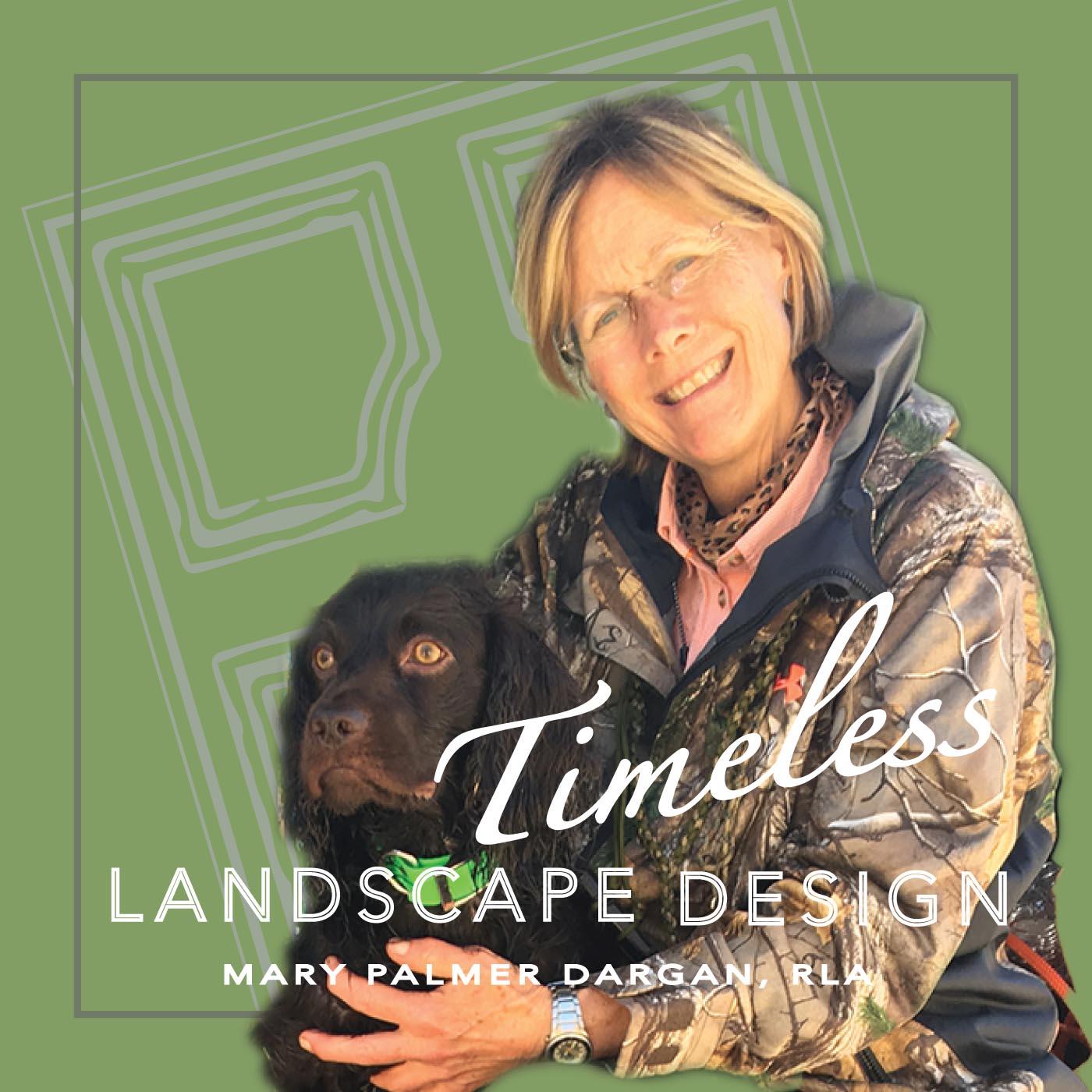 Timeless Landscape Design show art