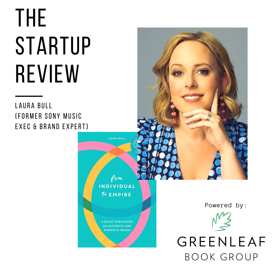 The Startup Review: From Individual To Empire show art