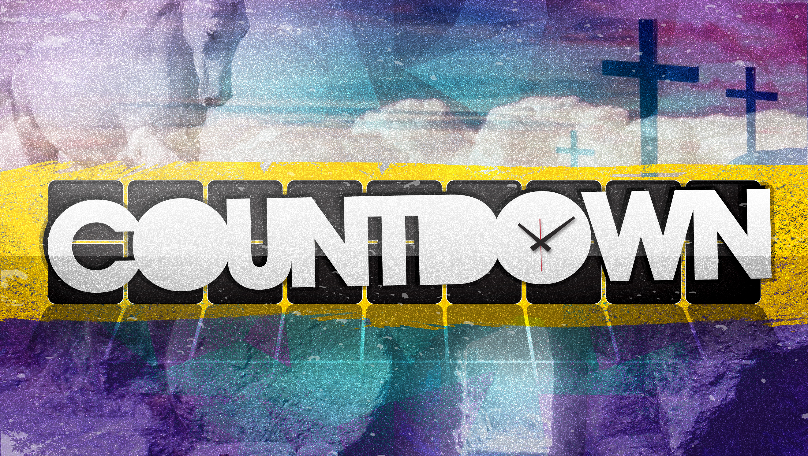 Artwork for Countdown: Countdown to His Coming 4-27-14