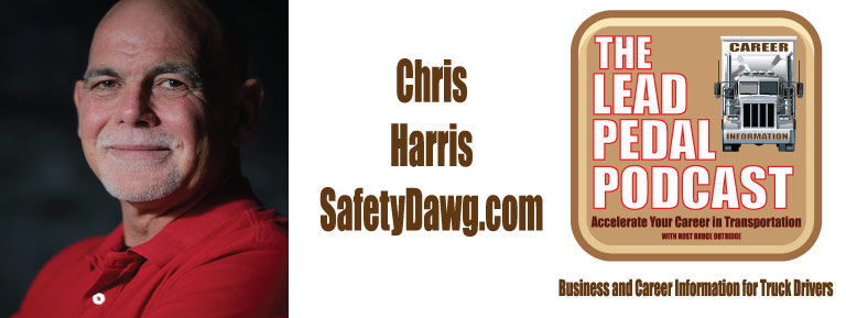 Chris Harris of Safety Dawg