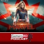 Artwork for GamersRD Podcast #59: Captain Marvel Review