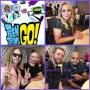 Artwork for Episode 796 - SDCC: Teen Titans GO! w/ Tara Strong/Greg Cipes/Scott Menville.EPs Aaron Horvath & Peter Michail!