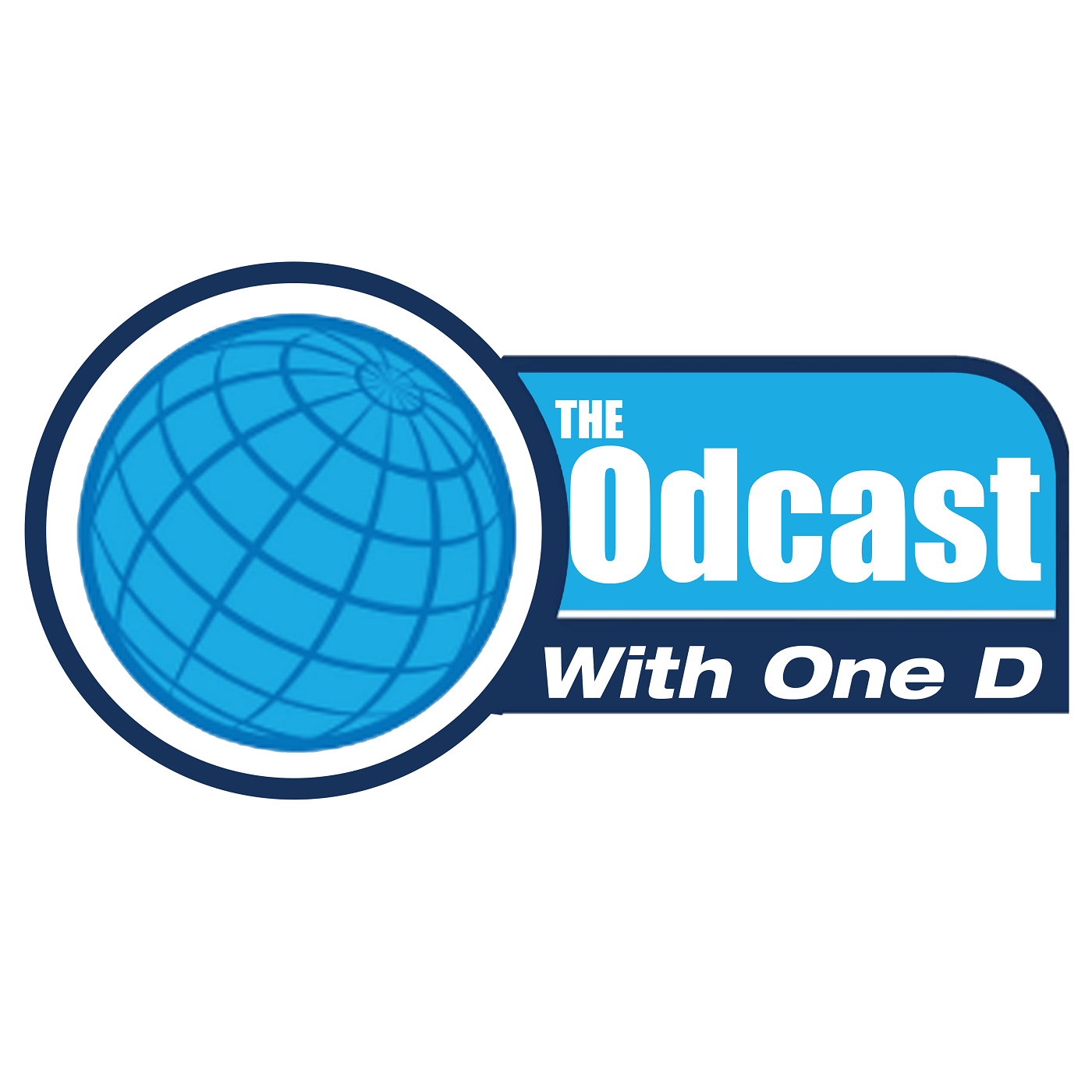 The Odcast With One D show art