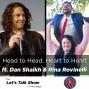 Artwork for Special: Head to Head, Heart to Heart ft. Dan Shaikh & Rina Rovinelli, Founders of Speaker Slam