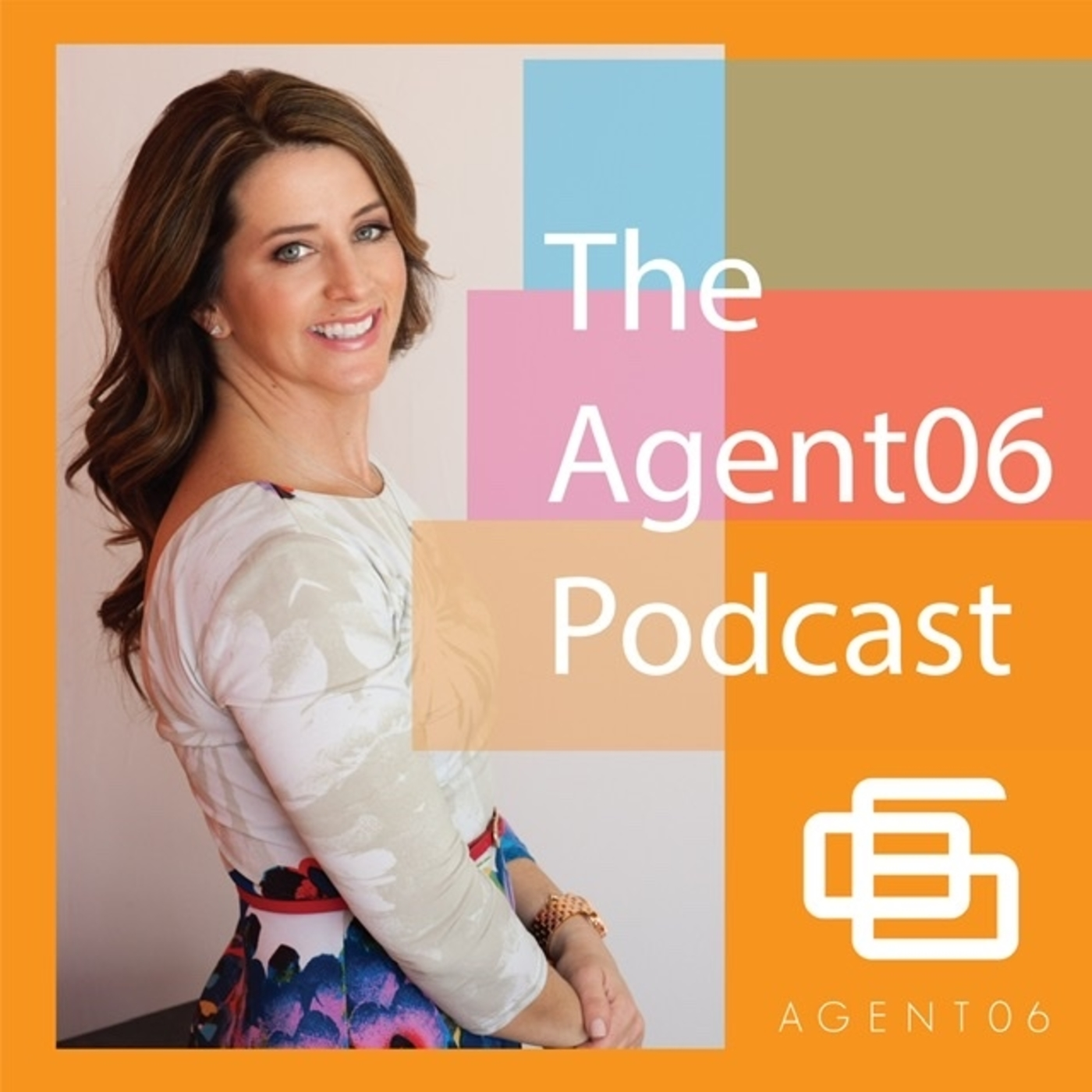 The Agent06 Podcast show art