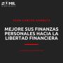 Artwork for EP22 - Mejore sus finanzas personales hacia la libertad financiera con Juan Carlos Garreta