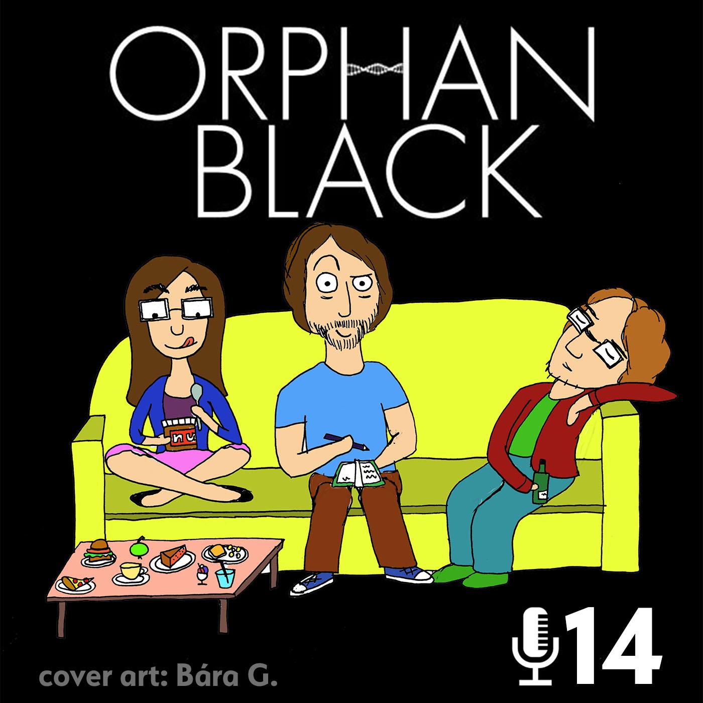 Epizoda 14 - Orphan Black