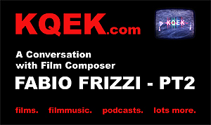 KQEK.com -- Interview with film composer Fabio Frizzi, Pt. 2 (2013)