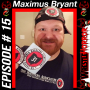 Artwork for 015 - Maximus Bryant discusses haunting, haunted houses, and the Ohio Halloween & Haunters Convention