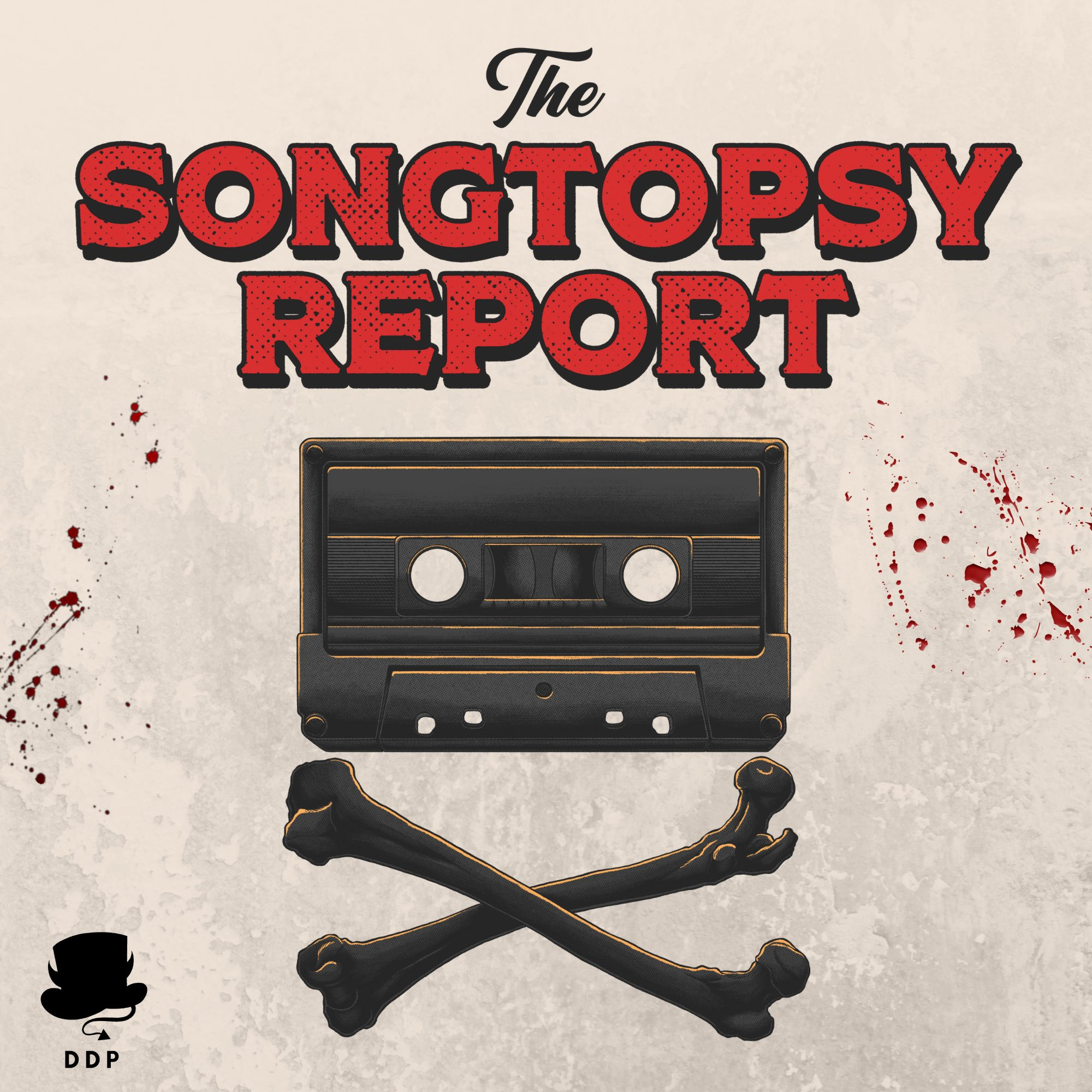 The Songtopsy Report show art