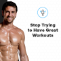 Artwork for Stop Trying to Have Great Workouts