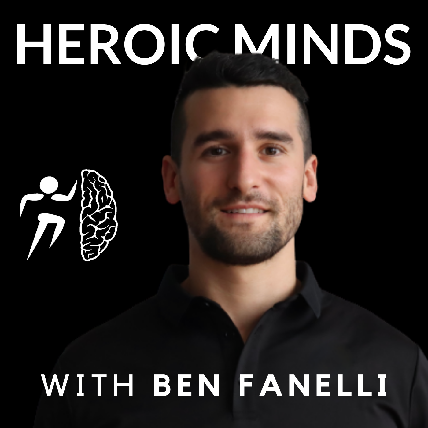 The Heroic Minds Podcast show art