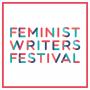 "Artwork for Feminist Writers Festival (SYD) 2018 ""Why Women Read Fiction and Men Don't"""