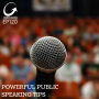 Artwork for CGP Ep120 Powerful Public Speaking Tips