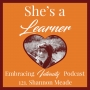 """Artwork for 121: Learning to Love Yourself with the """"Queen of Ease"""" Shannon Meade"""