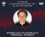 Artwork for Fitness Industry Conversations w/ Alex - Where Can You Work as a Personal Trainer?