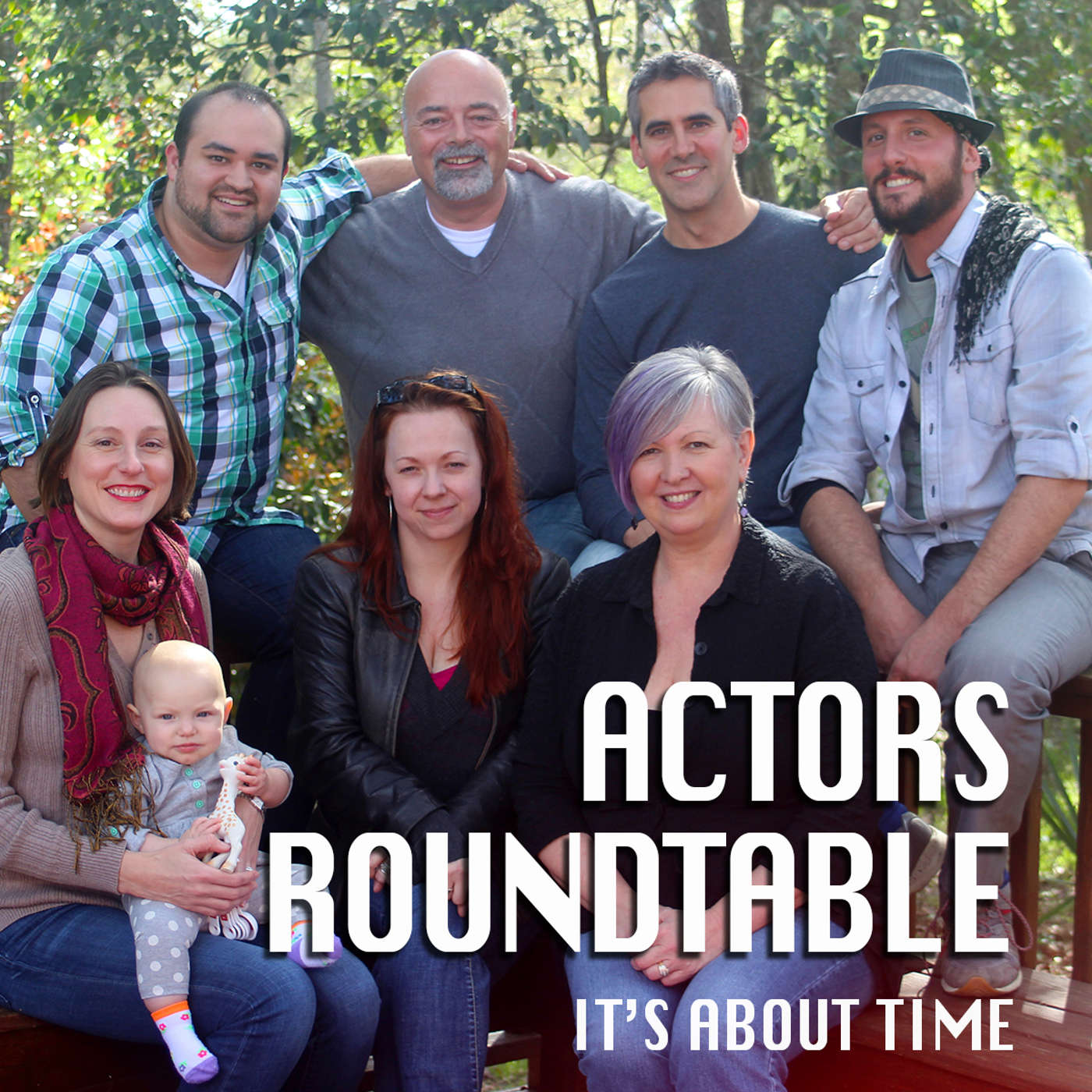 Actor's Roundtable - The actors of this sci-fi comedy audio drama discuss season 1