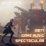 Artwork for The Rebel FM 2017 Game Music Spectacular
