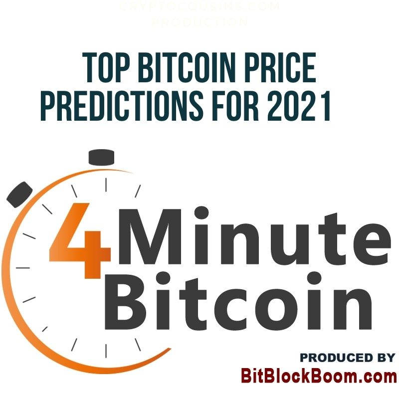Top Bitcoin Price Predictions for 2021