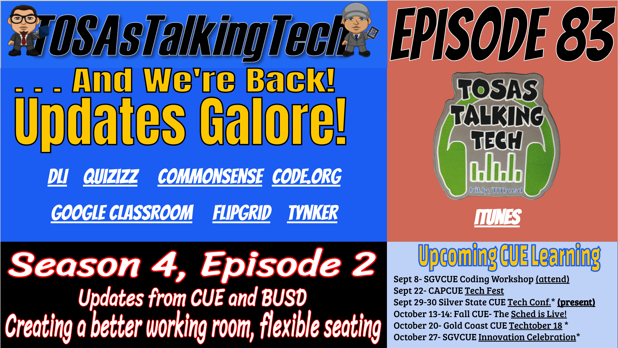Tosas Talking Techs Podcast Series Circuit Thinglink Bitly Tttsn Show Notes