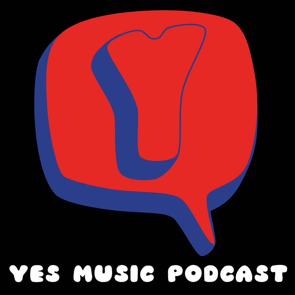 Yes Music Podcast show art