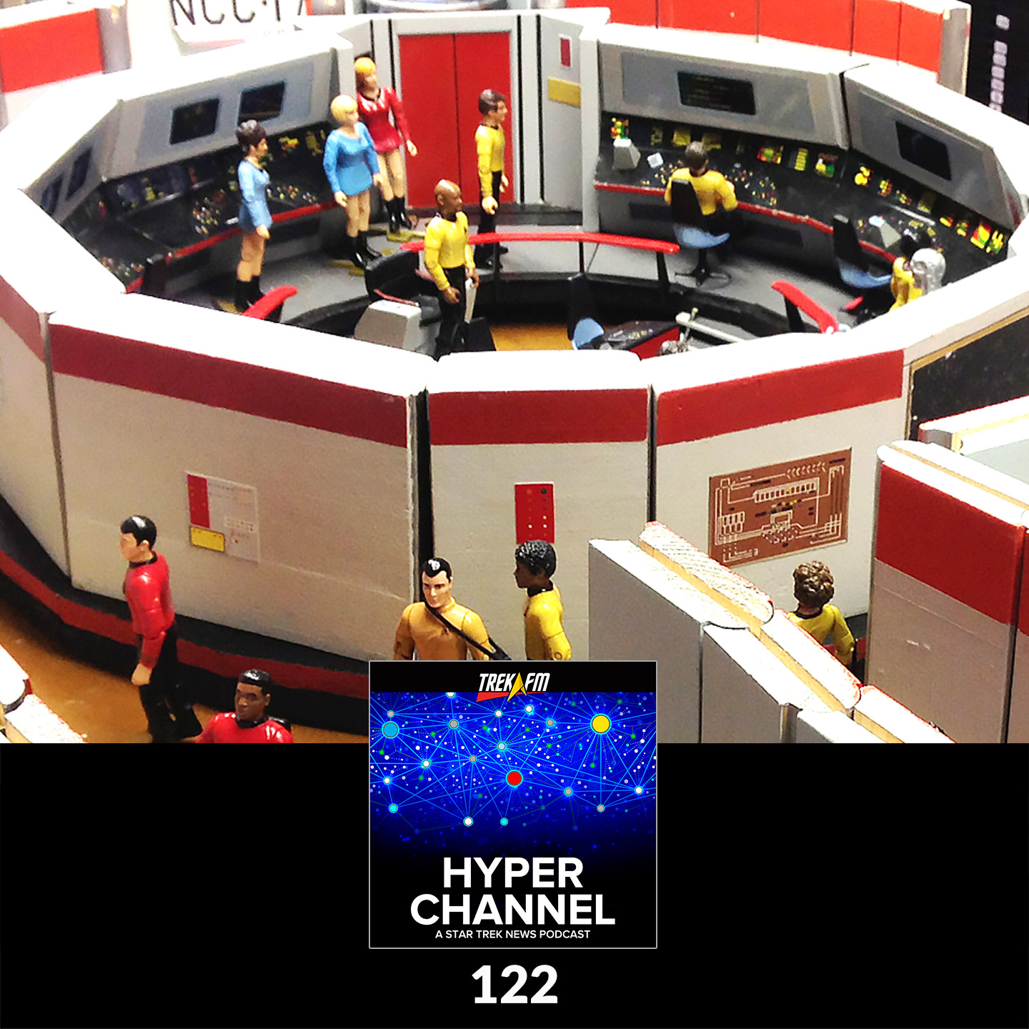 Hyperchannel 122: The Ultimate Playset