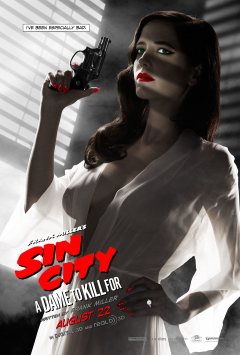 Ep. 35 - Sin City A Dame To Kill For (Double Indemnity vs. The Postman Always Rings Twice)