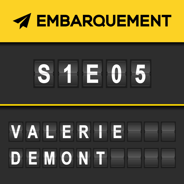Artwork for Episode 5 - Valérie Demont