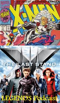 #48; X-Men 3: The Last Stand (Marvel Arc)