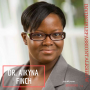 Artwork for Invincible0014-How to use social media to empower with Dr. Aikyna Finch