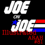 Artwork for Joe on Joe Illustrated ARAH #81