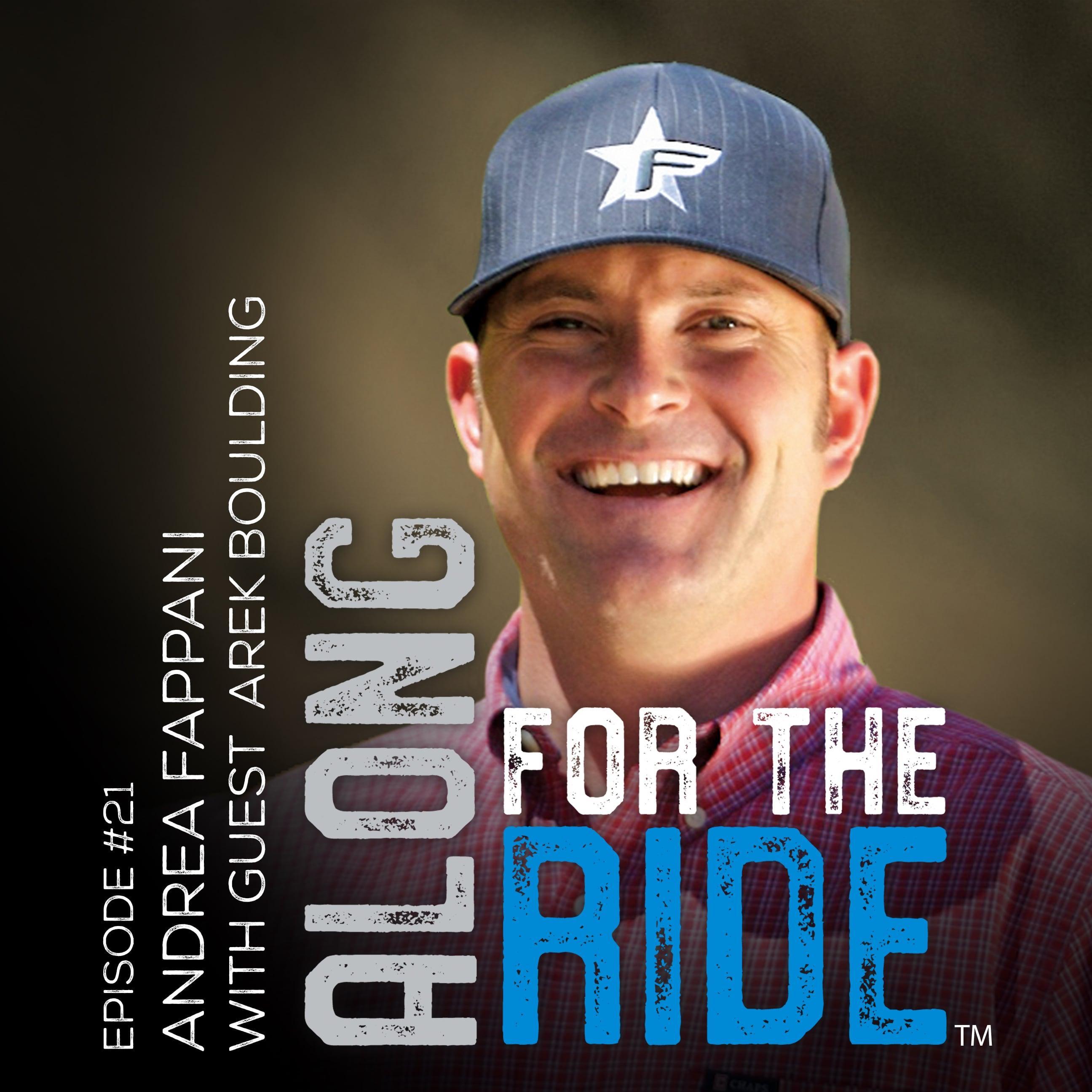Arek Boulding - Farrier Along For The Ride™