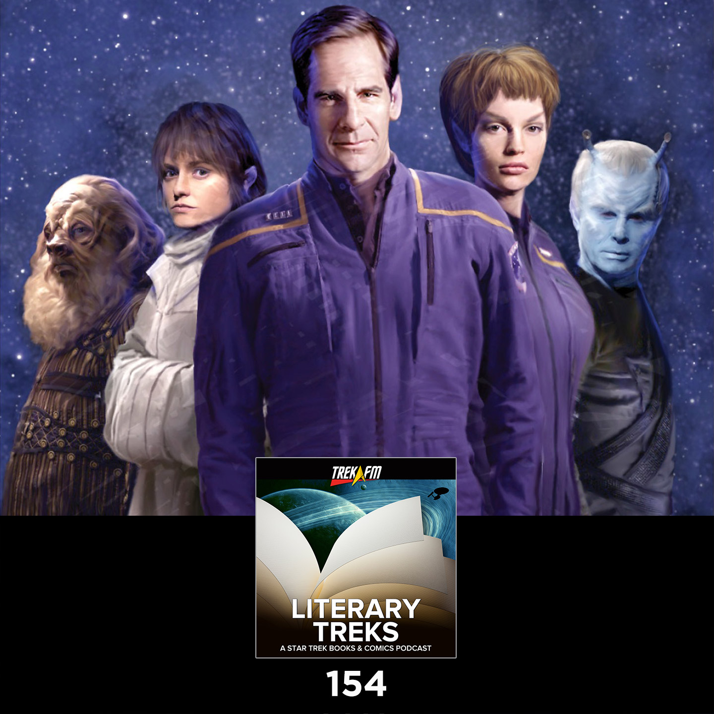154: I Don't Speak Romulan