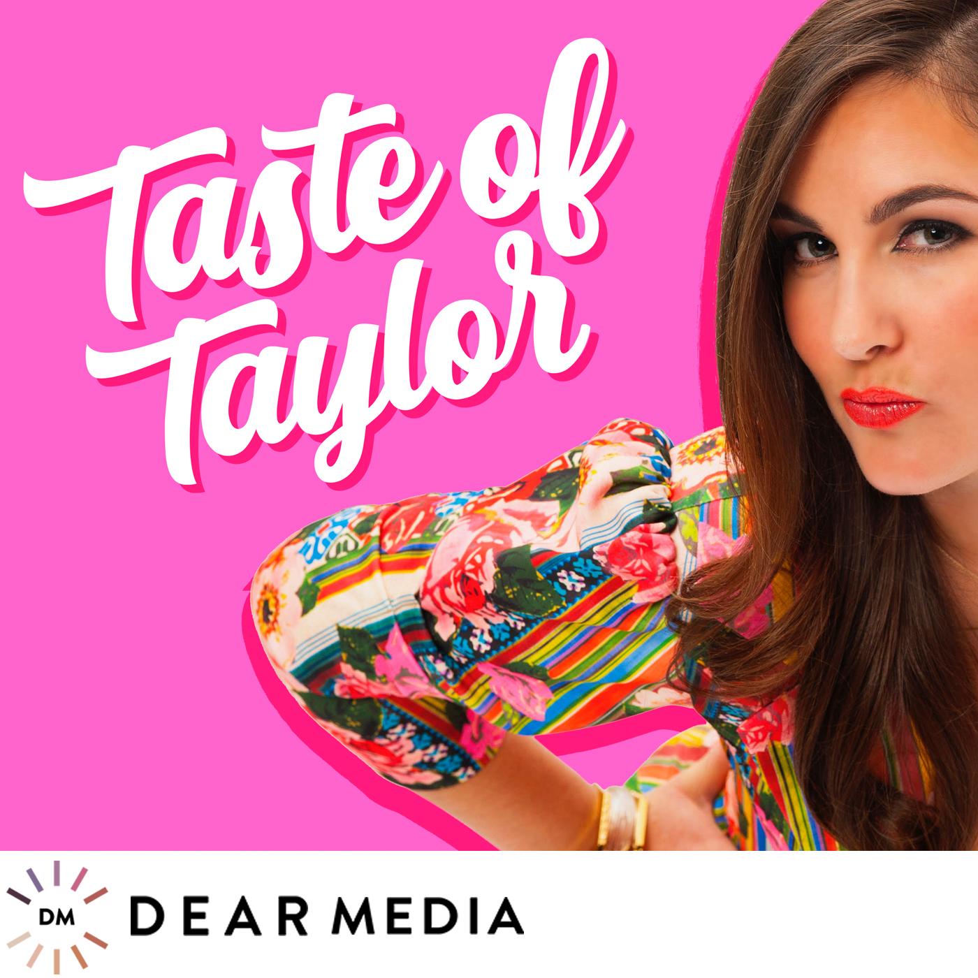 Taste Of Taylor show art