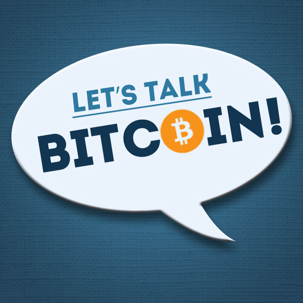 Let's Talk Bitcoin! show art