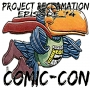 Artwork for Episode 74 Comic-Con