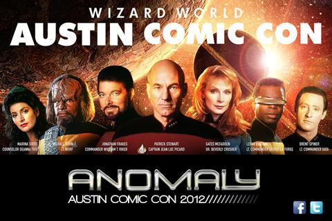 Artwork for Anomaly Vid Report: Austin Comic Con 2012