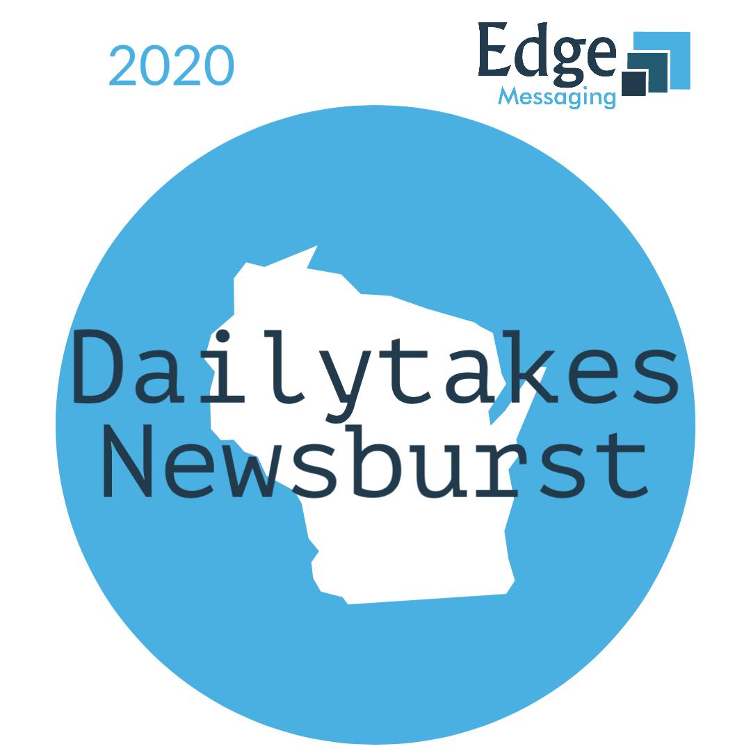 Dailytakes Newsburst show art