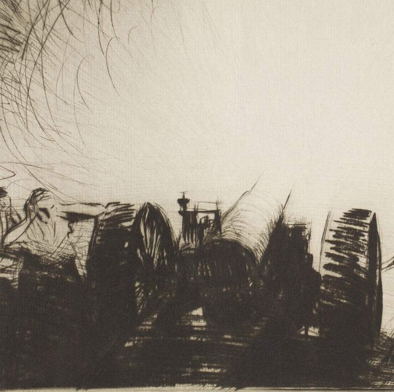 World War I in art