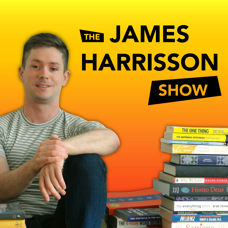 The James Harrisson Show show art