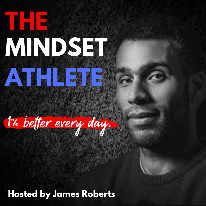 Artwork for #146 Decision fatigue and The Mindset Athlete